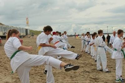 Karatekamp Haamstede