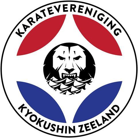 KarateGoes.nl : Logo Karatevereniging Kyokushin Zeeland