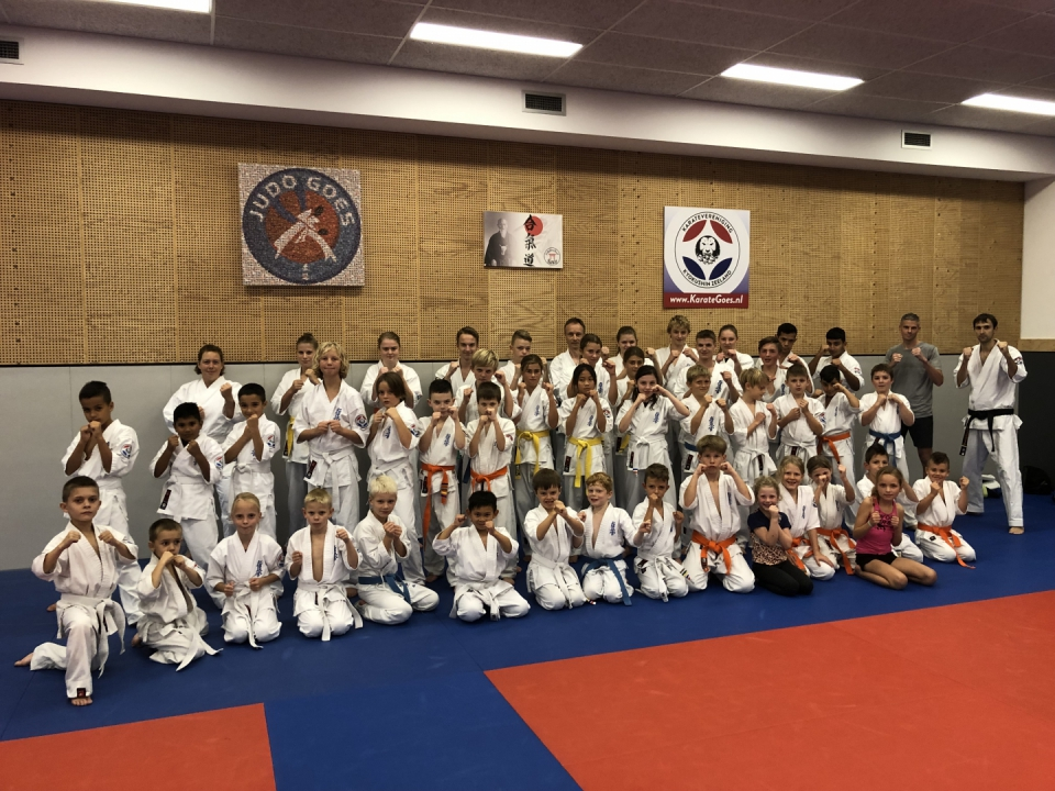 KarateGoes Omnium